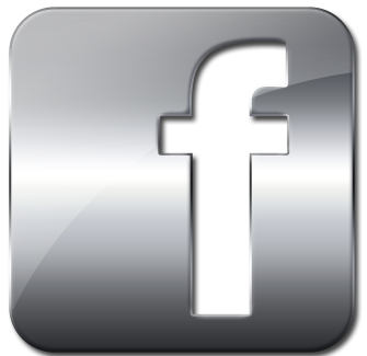 099412 glossy silver icon social media logos facebook logo square